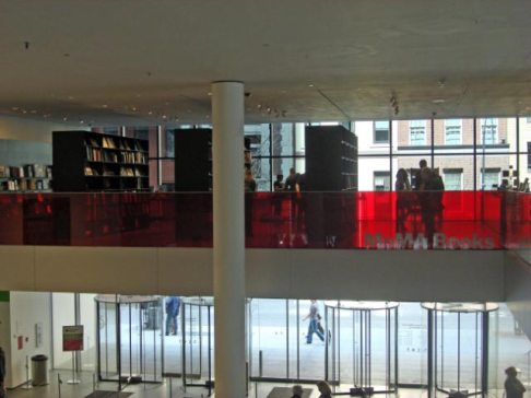 MOMA on April 11 2011