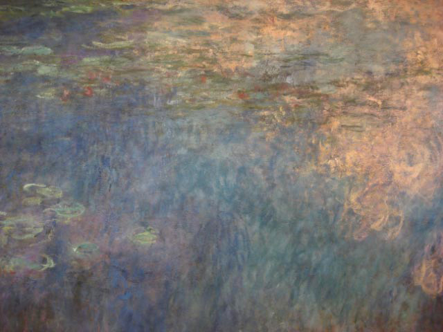Monet Waterlilies 1920-2