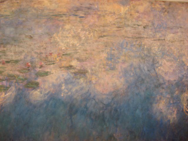 Monet Waterlilies 1920-4