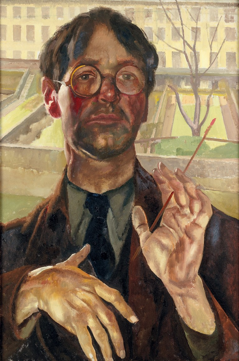 Self-Portrait_Adelaide-Road_1939_RT-web
