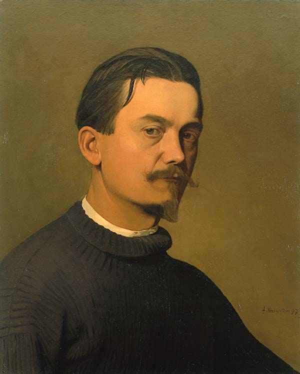 Vallotton-Autoportrait