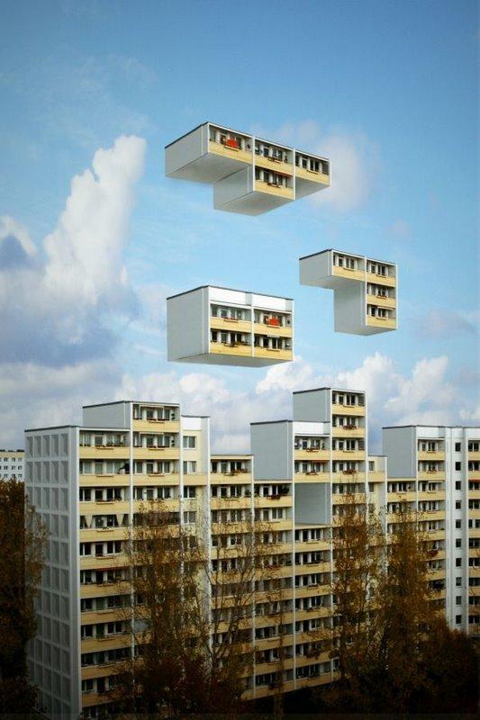 Apartment Tetris