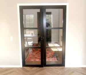 Nye indvendige døre