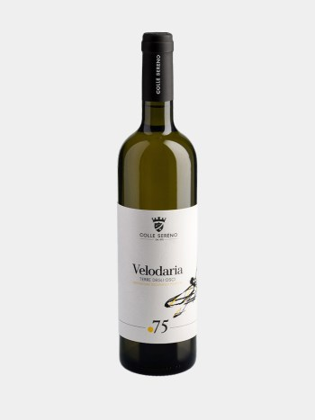 Bottle of Velodaria White Wine from Colle Sereno sold by Vine & Soul