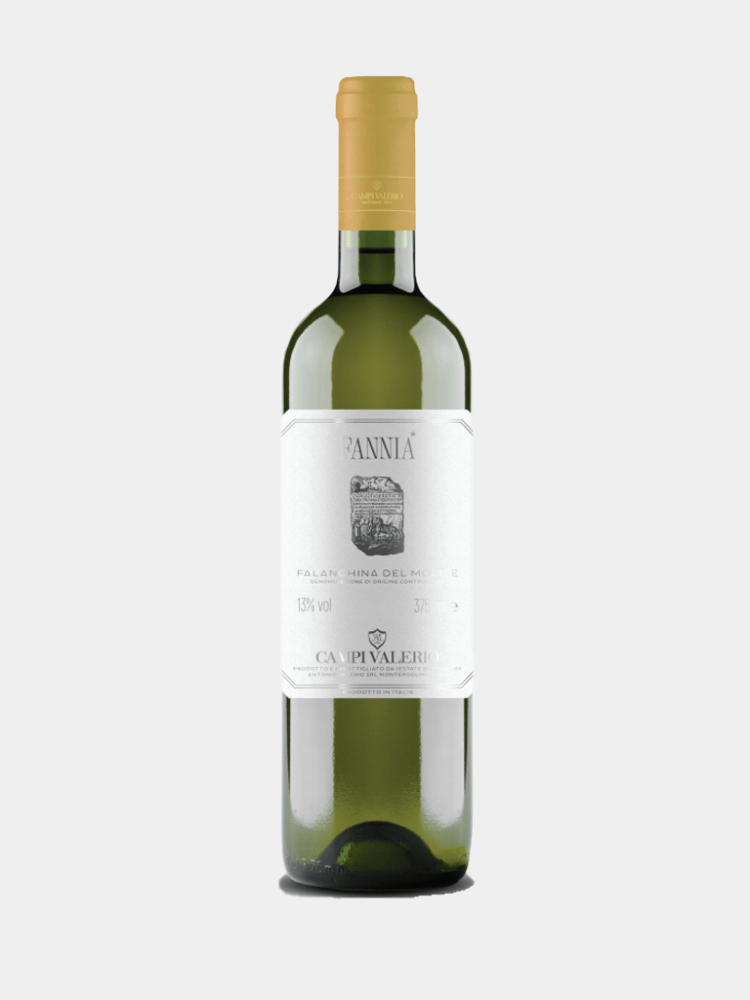 Bottle of Fannia White Wine from Campi Valerio sold by Vine & Soul