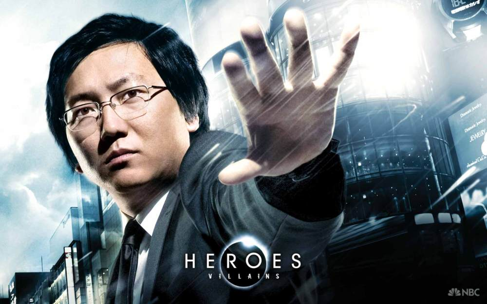 Heroes: Ordinary People with Extraordinary Powers! (4/6)