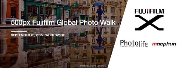 500px Global Photo Walk