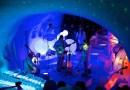 Видео: Скульптор собрал музыкальную группу, инструменты у которой сделаны из льда.