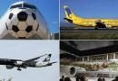 Необычно раскрашенные самолеты разных авиакомпаний мира.