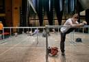 За кулисами: Подготовка артистов балета к выступлению (+Видео).