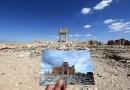 До и после ИГИЛ: Душераздирающие фотографии уничтоженных исторических памятников в Сирии.
