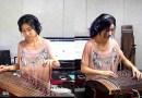 Видео: Луна Ли безумно любит играть мировые хиты на корейском народном музыкальном инструменте.