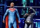 Дуэйн «Скала» Джонсон затмил всех на последнем MTV Movie Awards 2016, появившись в костюме Супермена.