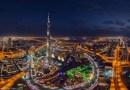 Ночные панорамы городов от AirPano.