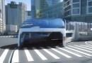 Китайская компания Transit Explore Bus представила концепт необычного автобуса. (+Видео)