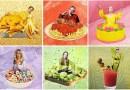 Поклонница Мерил Стрип ведёт инстаграм-аккаунт, в котором совмещает фотографии знаменитости с едой.