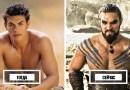 Как выглядели актеры до того, как попали в популярный сериал «Игра престолов».