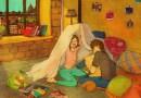 Милые иллюстрации от корейского художника: Любовь в мелочах.