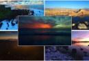 Видео: Самые красивые места США за одну минуту.