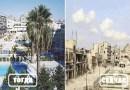 Что война сделала с самым большим городом в Сирии: фотографии Алепо до войны и сейчас.