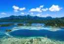 Австралийцу удалось выиграть в лотерею целый курорт на острове.