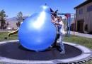 Видео: Что произойдет, если наполнить воздушный шар жидким азотом?
