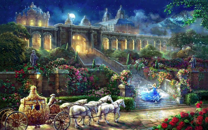 disney-paintings-thomas-kinkade-vinegret (1)