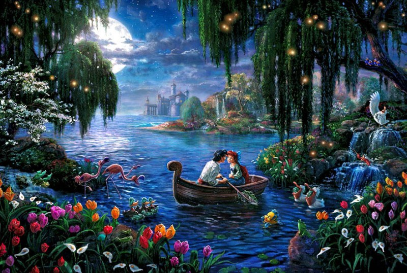 disney-paintings-thomas-kinkade-vinegret (11)
