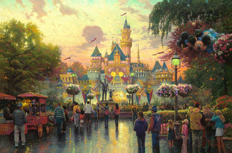 disney-paintings-thomas-kinkade-vinegret (15)