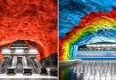 Канадский фотограф в своем Instagram выкладывает снимки станций метро из разных стран.