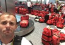 Британские олимпийцы вернулись домой, но в аэропорту не смогли разобраться — где чей багаж.