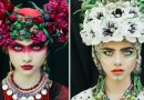 Польские рукодельницы воссоздают славянские венки, чтобы сохранить старинные традиции.