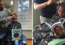 Парикмахерская в Мичигане делает скидки детям, которые, посещая их заведение, читают вслух.