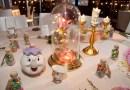 Каждый стол на свадьбе этой пары был украшен разными деталями из диснеевских мультфильмов.