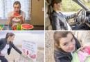 Видео: Поела арбузик и родила ребенка.