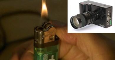 Инженер продемонстрировал возможности камеры за $2500 с сайта Kickstarter. [Видео]