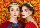Яркие фотографии девушек в традиционных нарядах, передающие всю красоту славянской культуры.