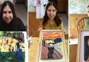 Студентка Гарварда превращает торты в потрясающие произведения искусства.