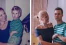 Ресурс TinyPrints запустил фото флешмоб, в котором попросил пользователей воссоздать свои старые снимки.