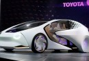 На выставке CES 2017 компания Toyota представила нечто фантастическое — автомобиль Concept-i. [Видео]