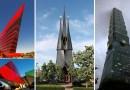 30 зданий со всего мира, которые выглядят как как штаб-квартиры суперзлодеев.