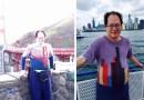 Мужчина создает свитера с изображением тех мест, в которых собирается побывать.