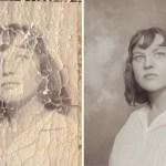Потрясающая реставрация фотографий с помощью Photoshop от украинки Татьяны Дьяченко.