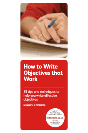 How to Write Objectives that Work