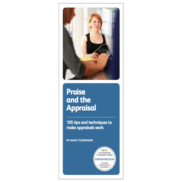 VIN4981 Praise and the Appraisal