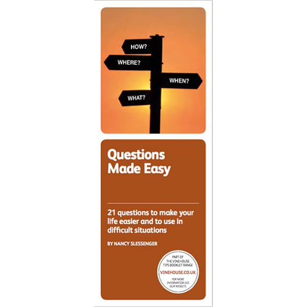 Questions Made Easy by Nancy Slessenger