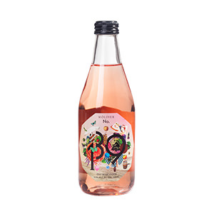 Wölffer No. 139 Dry Rosé Cider is a great fruity beer