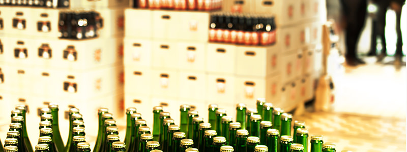 How is gluten-free beer made?