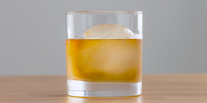 What's the deal with ice and whiskey?