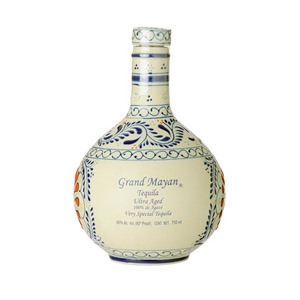 Grand Maya Ultra Aged tequila is a great margarita tequila